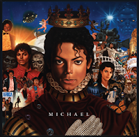 Michael Jackson, cd, New, Album