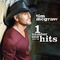 Tim McGraw, Number One Hits, cd, audio, box, art