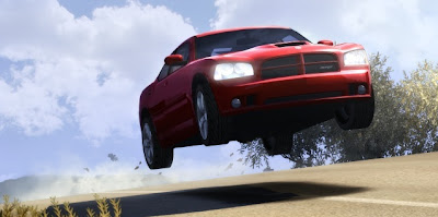 Test Drive Unlimited 2, TDU2, Racing, game, Sony, PS3, screen