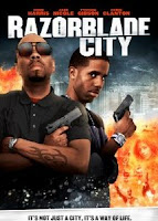 Razorblade City, 2010, DVD, cover