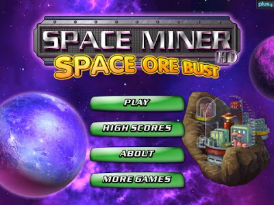 Space Miner: Space Ore Bust HD, screen, apple, ipad
