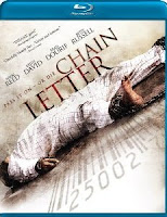 Chain Letter, 2010, blu-ray, box, art
