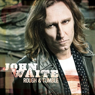 John Waite, Rough and Tumble, cd, cover, audio, box, art