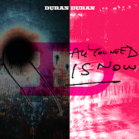 Duran Duran, All You Need Is Now, cd, audio, box, art