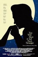You Will Meet a Tall Dark Stranger, DVD, movie, cover