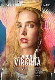 What's Wrong with Virginia, movie, poster