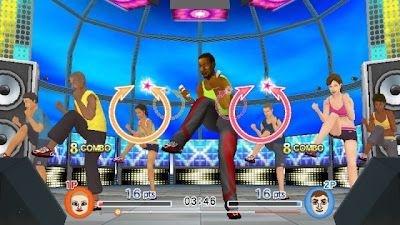 ExerBeat, wii, game, features