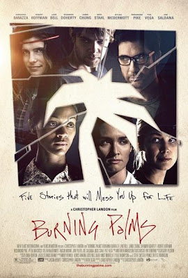 Burning Palms, movie, poster