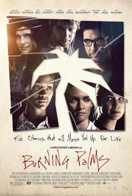 Burning Palms, movie, poster