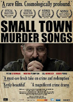 Small Town Murder Songs, movie, poster