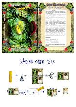 Skovsnogens insektkort - kryb fra Døvling