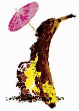 Kunstnere går bananas