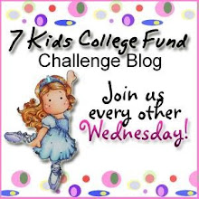7 Kids College Fund Challenge Blog