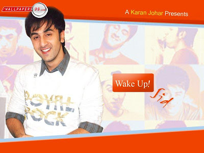 of the much talked about upcoming movie, spoke about Wake up Sid: