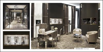photos stand dior haute joaillerie biennale des antiquaires 2010. Black Bedroom Furniture Sets. Home Design Ideas