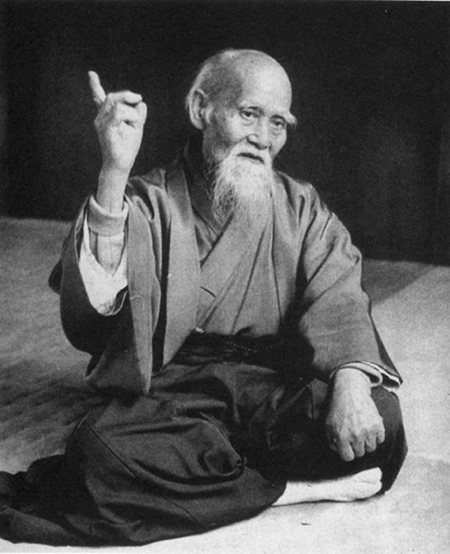 転換 El Camino del Tenkan: Aikido: La técnica y sus orígenes.