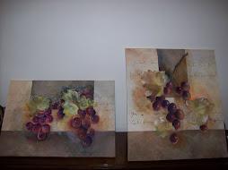 uvas escritas