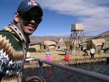Ilha dos Uros - Titicaca
