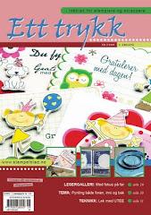 Published in Ett Trykk 08/2009