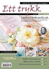Published in Ett Trykk 10/2009