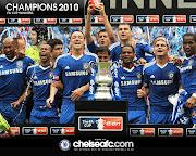 CHELSEA  CHAMPIONS 2010