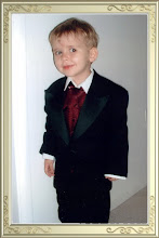Handsome ring bearer