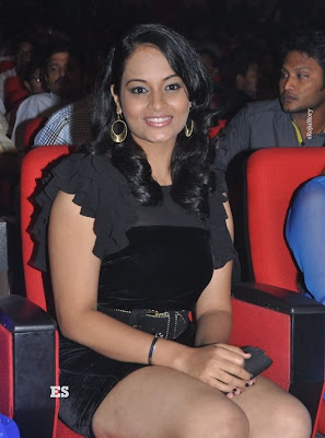 Suja Hot Stills at Nagavalli Audio Launch gallery pictures