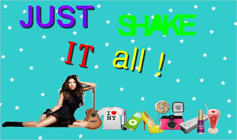 Just Shake It All