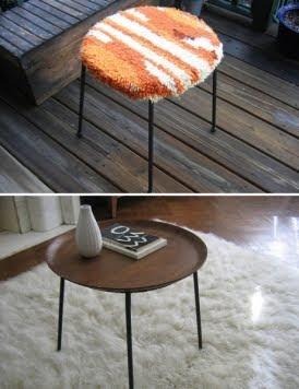 Muebles como nuevos - Mesa para empapelar ...