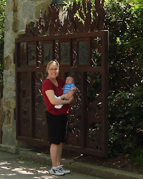 Mommy & I at Texas Wild Gate