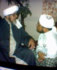 Sayyid Muhammad Al-Maliki & Syeikh Muhammad Fuad Al-Maliki