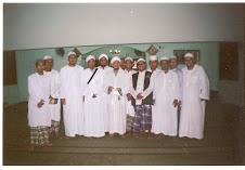 Gambar bersama Syeikh Muhammad Nuruddin Al-Makki