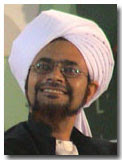 Sayyid &#39;Umar ibn Hafidz (Ulama&#39; Besar Hadhramaut, Yaman)