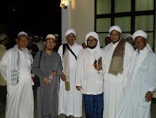Bersama Syeikhuna Muhammad Fuad Al-Maliki