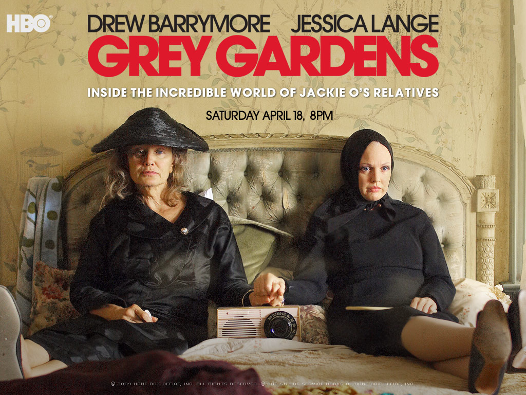 That Girl About Town Something To Talk About Grey Gardens