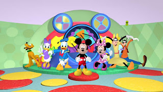 El jard n de los sue os la casa de mickey mouse - La mickey danza ...