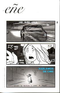Revista Eñe (Madrid, primavera de 2009)