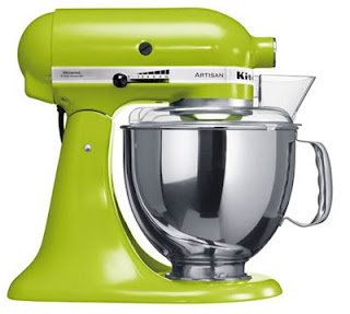 kitchenaide mixer