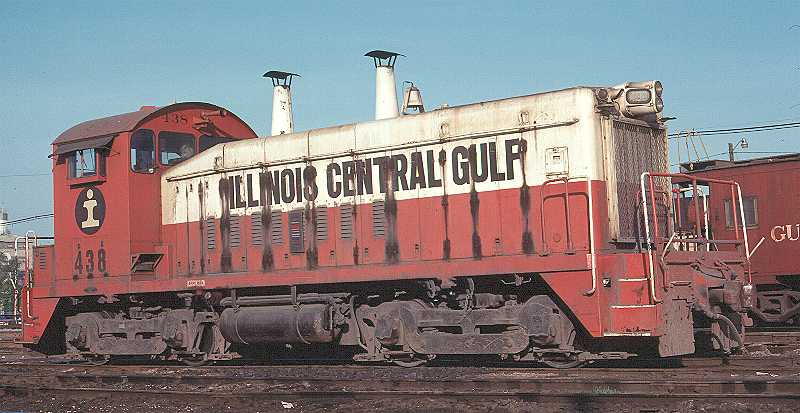 Illinois Central Railroad Memphis