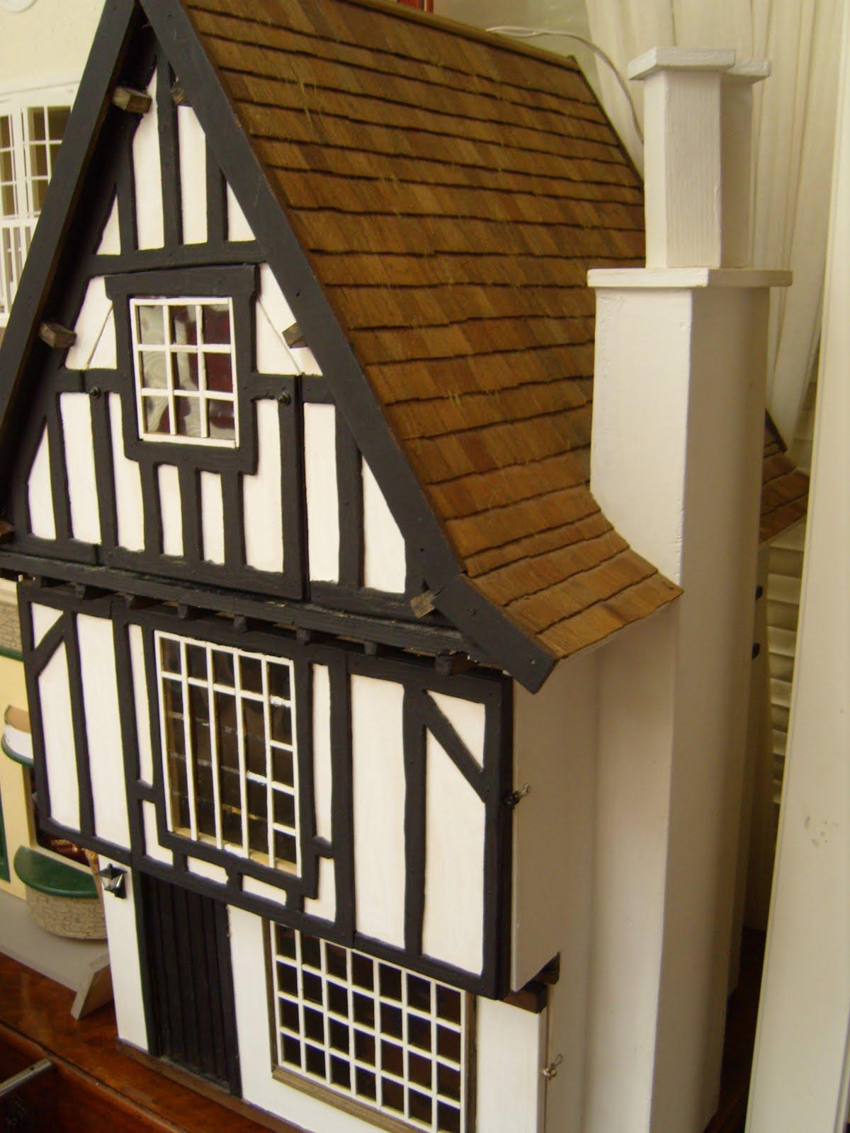 Tudor houses school project