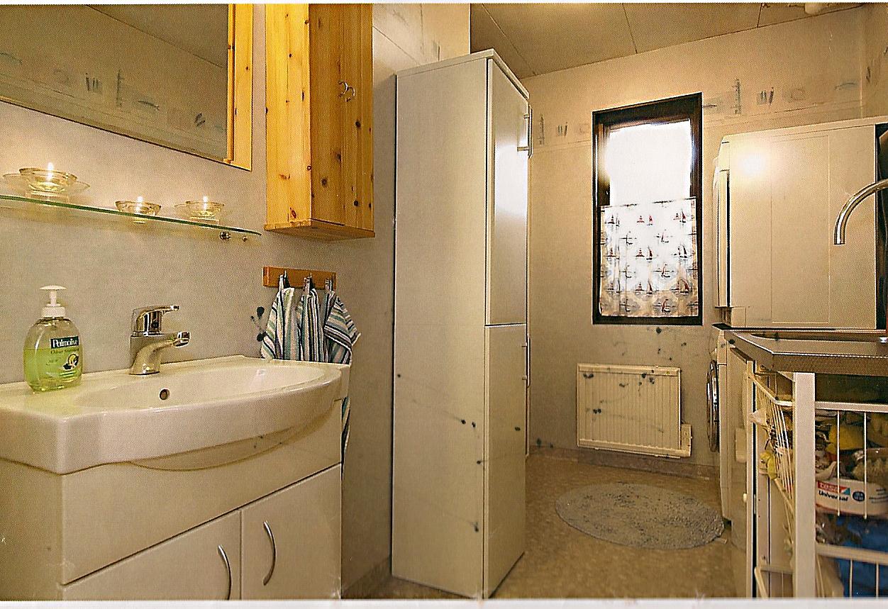 4 badrum Рf̦re och efter   Formelle Design