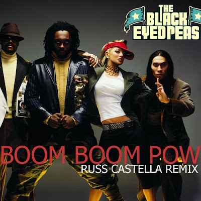 Black Eyed Peas  _ The Boom Boom Pow