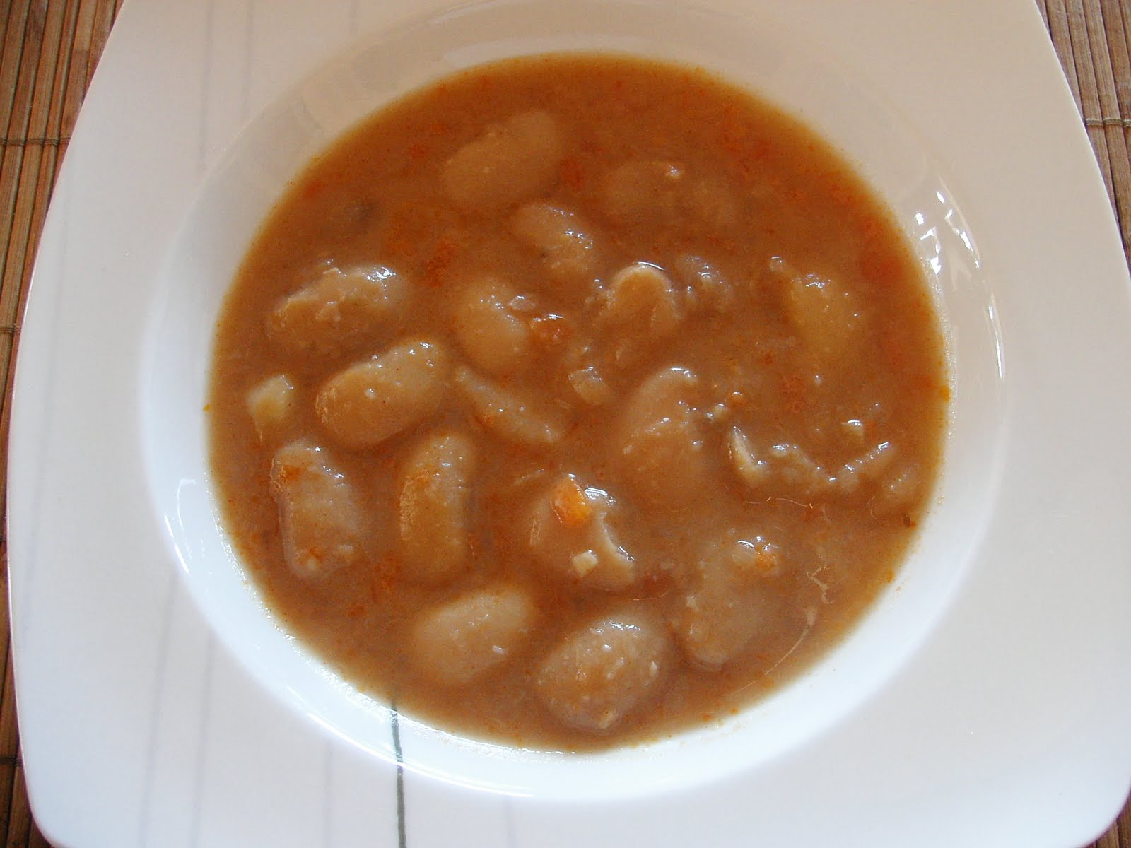 Cocinar sin sal alubiones viudas sin sal - Cocinar sin sal ...