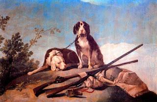 Inteligencia perro. Perros de caza
