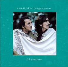 """COLLABORATIONS"" GEORGE HARRISON/RAVI SHANKAR BOX SET A LA VENTA"