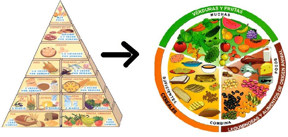 Date la buena vida!: ¿Plato del bien comer?