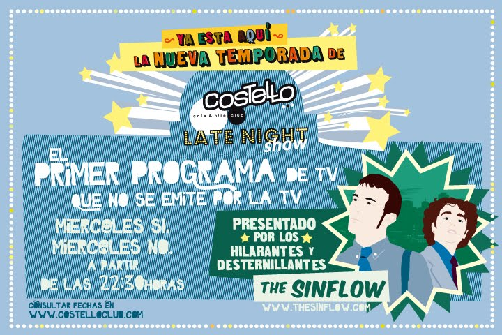 The Sinflow presenta... Nuestros Espectaculos