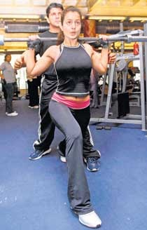 Bollywood Stars Fitness Secrets - Diet and Health: Secret ...