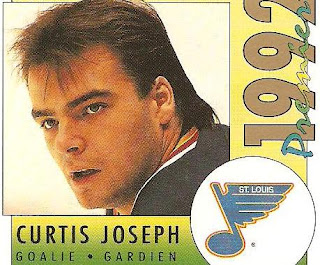 Hockey Hair 1991OPCPremierJoseph