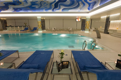 Photo Courtesy of The Spa by Clarins, Jeddah